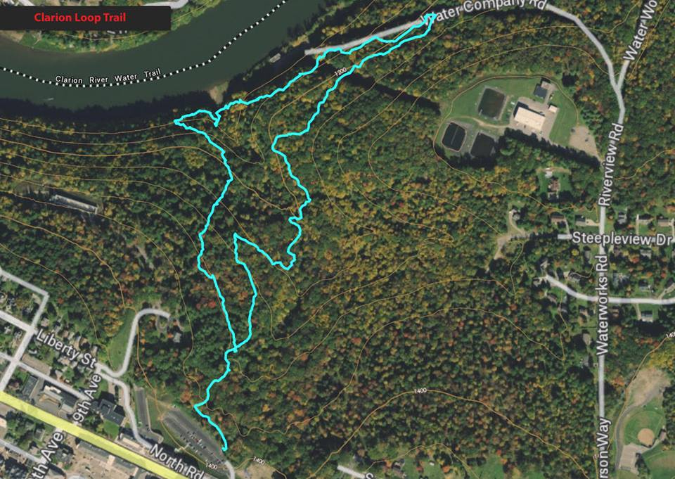 Clarion County Trails ociation – Biking, Hiking, Canoeing ... on